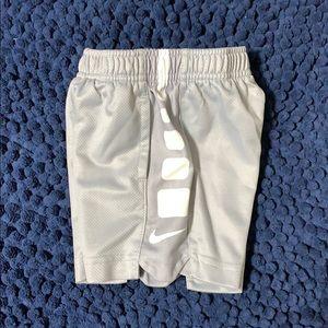 EUC Size 2T Gray Nike Toddler Shorts